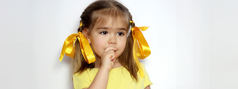 Haveyou started looking after your child's teeth?
