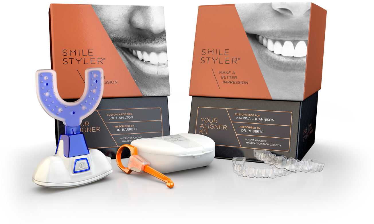SmileStyle Clear Aligners