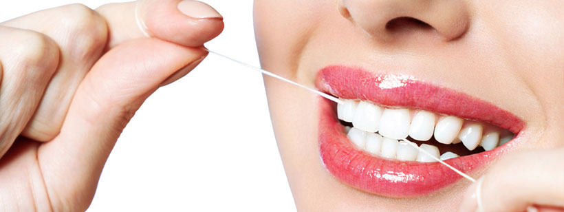 Why should you floss your teeth?